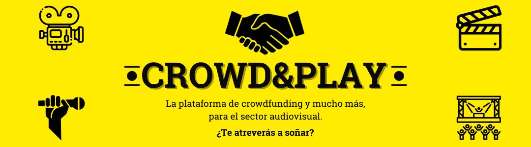 Neix Crowd & Play: comunitat de crowdfunding audiovisual