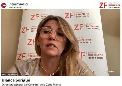 El Consorci de la Zona Franca de Barcelona -amb Blanca Sorigué- avançat en promoure polítiques d'igualtat