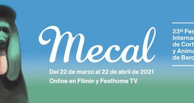 16 d'abril: Sessió de distribució de curts a Mecal