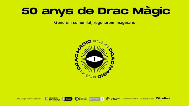 Drac Màgic: 50 anys de feminisme i educació en l'audiovisual