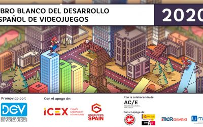 Presentat el Llibre Blanc dels Videojocs