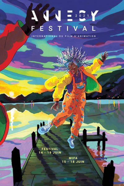 Annecy, festival d'animació, comença el dilluns 14