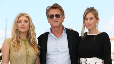 Canes: Sean Penn s'entrebanca de nou a Canes