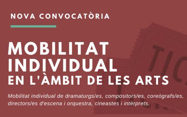 RAMON LLULL: CONVOCATÒRIA MOBILITAT PER A CREADORS DE L'AUDIOVISUAL